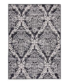 Well Woven Ginger Damask Miami Rug | zulily