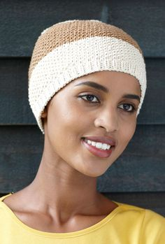 Seed Stitch Hat in Lion Brand Cotton-Ease - 90446B. Discover more Patterns by Lion Brand at LoveKnitting. We stock patterns, yarn, needles and books from all of your favorite brands.