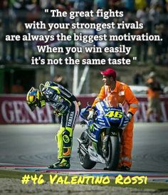 46 Valentino Rossi quotes