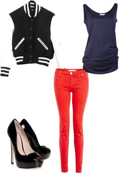 """good for now"" by lilbratz-011 on Polyvore"