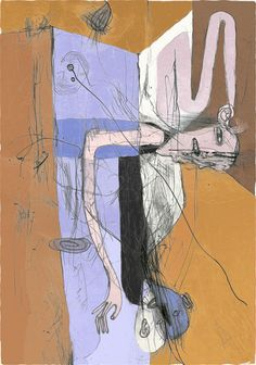 Toshihiko Okuya, arousal on ArtStack #toshihiko-okuya #art