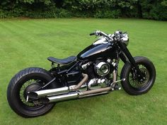 Yamaha Dragstar xvs Bobber Cafe Racer | eBay