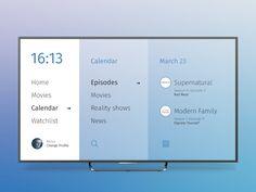 TV App #025 by reinis anziķis