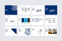We were commissioned to create the brand and visual identity for Lift by Encore. LIFT is the commercial aircraft seating division of the EnCore group of companies based in Huntington Beach, California. With a heritage goes back more than 40 years EnCore s…