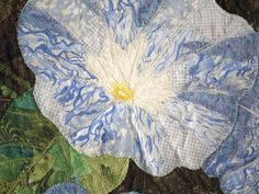 Diane Herbort - detail of larger quilt