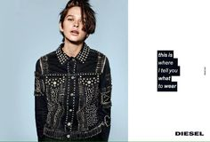 Diesel Fall 2015 Ad Campaign