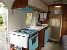 Vintage Airstream 1965 Globetrotter travel trailer in RVs & Campers | eBay Motors