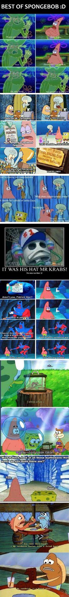 Best Of Spongebob :D