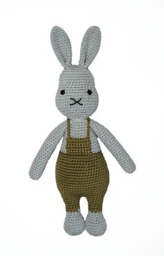 Mesmerizing Crochet an Amigurumi Rabbit Ideas. Lovely Crochet an Amigurumi Rabbit Ideas. Crochet Animal Amigurumi, Amigurumi Patterns, Amigurumi Doll, Crochet Animals, Crochet Dolls, Crochet Easter, Crochet Bunny, Cute Crochet, Crochet Hat For Women