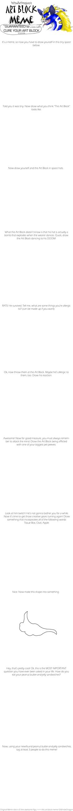 Art Block Meme Blank by WindieDragon.deviantart.com on @DeviantArt