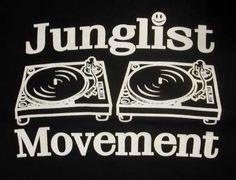 junglist movement: