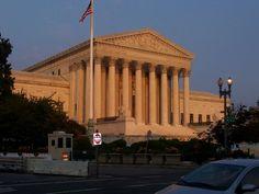 US Supreme Court (Washington DC Trip 2008)