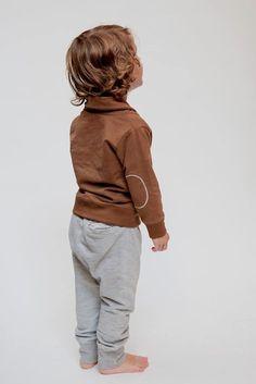 Gray Label ropa minimalista y ecológica para niños http://www.minimoda.es