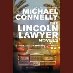 The Lincoln Lawyer by Michael Connelly My rating: 4 of 5 stars  HODGEPODGESPV