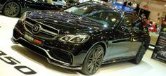 Weltpremiere auf ESSEN MOTOR SHOW 2013: BRABUS 850 6.0 Biturbo auf Basis Mercedes E 63 AMG