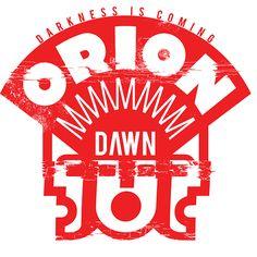 T-SHIRT DESIGN FOR ORION DAWN on Behance