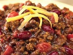 Kid-Approved Chili Recipe