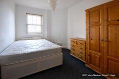 Camera singola con letto matrimoniale a Londra