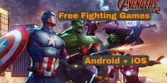7 Free Fighting Games For Android & IOS
