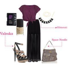 Valeska platform sandal #shoes