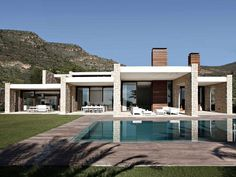 House in Monasterios by Ramon Esteve | HomeDSGN