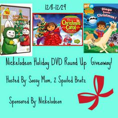 Giveaway: Nickelodeo
