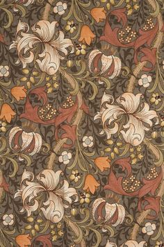 design-is-fine: William Morris (English textile designer, artist, writer, Utopian Pre-Raphaelist Brotherhood socialist; William Morris Wallpaper, William Morris Art, Morris Wallpapers, Art Nouveau, Vintage Diy, William Morris Patterns, Sanderson Fabric, Motif Art Deco, Art Chinois