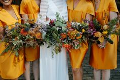 Flowers by Tupelo Tree. Image by Caro Weiss Photography. Fall Wedding Centerpieces, Fall Wedding Bouquets, Fall Wedding Colors, Fall Wedding Dresses, Autumn Wedding, Wedding Gowns, Wedding Invitation Video, Fall Wedding Invitations, Barn Wedding Flowers