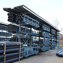Cantilever Racks, Store Layout, Warehouse, Industrial, Technology, Tools, Storage, Wallpaper, Metal