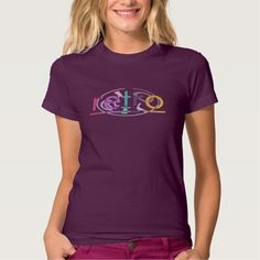 Ladies 'Retro' T-Shirt