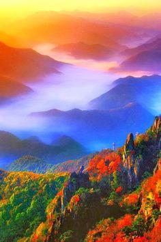 beautiful scenic photo