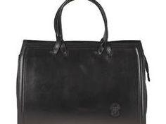 Kuferek ze skóry licowej - Genuine Leather