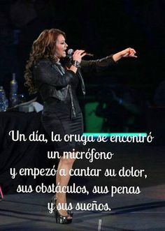 Jenni Rivera - la oruga