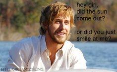 Hey girl- Ryan Gosling