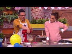 Receta: Cupcakes | Cocineros Mexicanos - YouTube