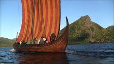 Sailing with Lofotr Viking ship 04-08-11