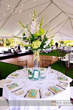 Wedding Centerpiece Flower Arrangement Details Captiva Island Weddings Sanibel