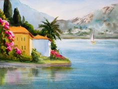 Inspired by Limone by PatFiorelloPaintings on Etsy