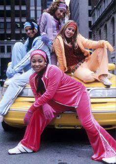 Cheeta girls!...hahaha