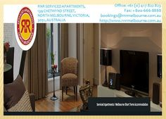 If you're searching for serviced apartments in Melbourne, look no further! RNR Melbourne offers the best value for luxury and convenience. With an impeccable location and competitive prices, RNR Melbourne is the place to go.