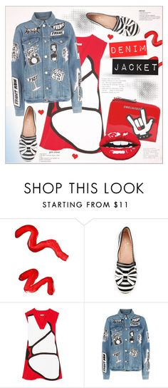 """Bez naslova #174"" by red-diva ❤ liked on Polyvore featuring Topshop, Kate Spade, Kenzo, Frame and Dsquared2"