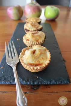 Muffin Pan Mini Apple Pies sound like a perfect way to surprise Granddaddy Charles with his favorite dessert!