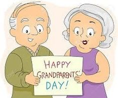 Royalty Free Clipart Image of a Couple Holding a Happy Grandparents Day Message Free Clipart Images, Royalty Free Clipart, Family Theme, Love My Family, 4th Grade Spelling, Grandparents Day Cards, School Clipart, Illustrations And Posters, Poster On