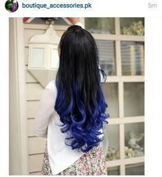 Colour blueee