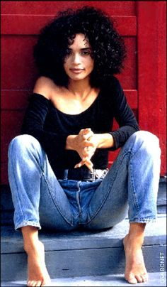 Sigh...Lisa Bonet...one of my style icons.