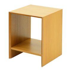 Sharp Edge Square Side Table / テーブル / CHLOROS