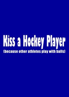 Kiss a hockey player shirt   Glass Bangers- hockey shirts 3b69252ba