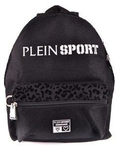 Philipp Plein Women's Black Polyamide Backpack.