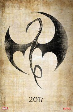 Punho de Ferro - Marvel divulga primeiro trailer e pôster da série! - Legião dos Heróis