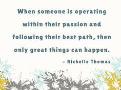 Emerging Leader Spotlight: Richelle Thomas